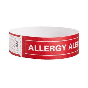 Tyvek® Narrow Alert Wristband